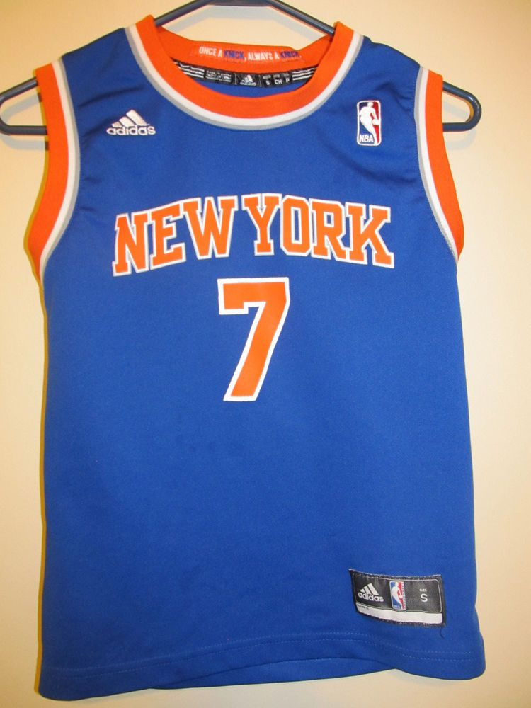 the best attitude c0594 c7102 Carmelo Anthony - New York Knicks jersey - Adidas youth ...