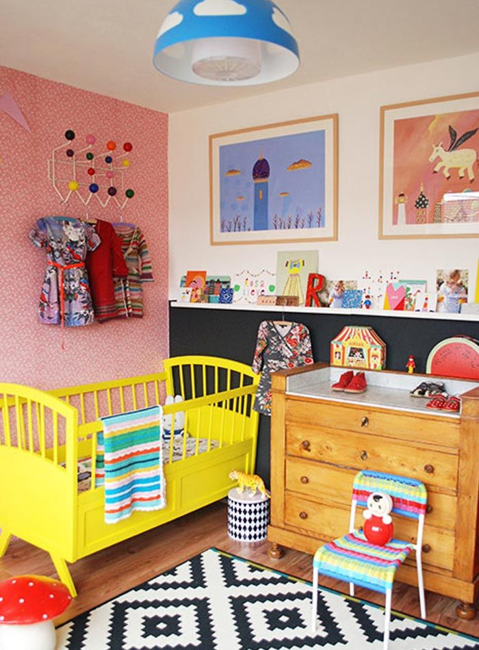 sneak peek: best of kids' rooms | design*sponge wall mix up