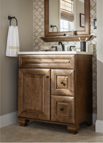 Dads Bathroom Vanity Lowes Dads Place Pinterest Bathroom - Lowes hardware bathroom vanity