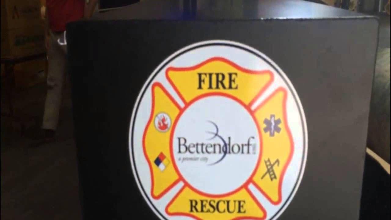 Code 3 products on Bettendorf, Iowa EMS ATV Coding, Atv