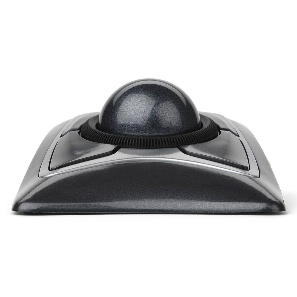 Kensington Expert Mouse Wired Trackball Scroll Ring Ball Wrist Rest PC Mac