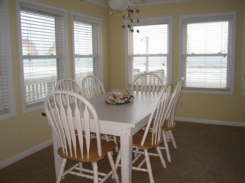 dining area sun room | Dining Area in Sunroom