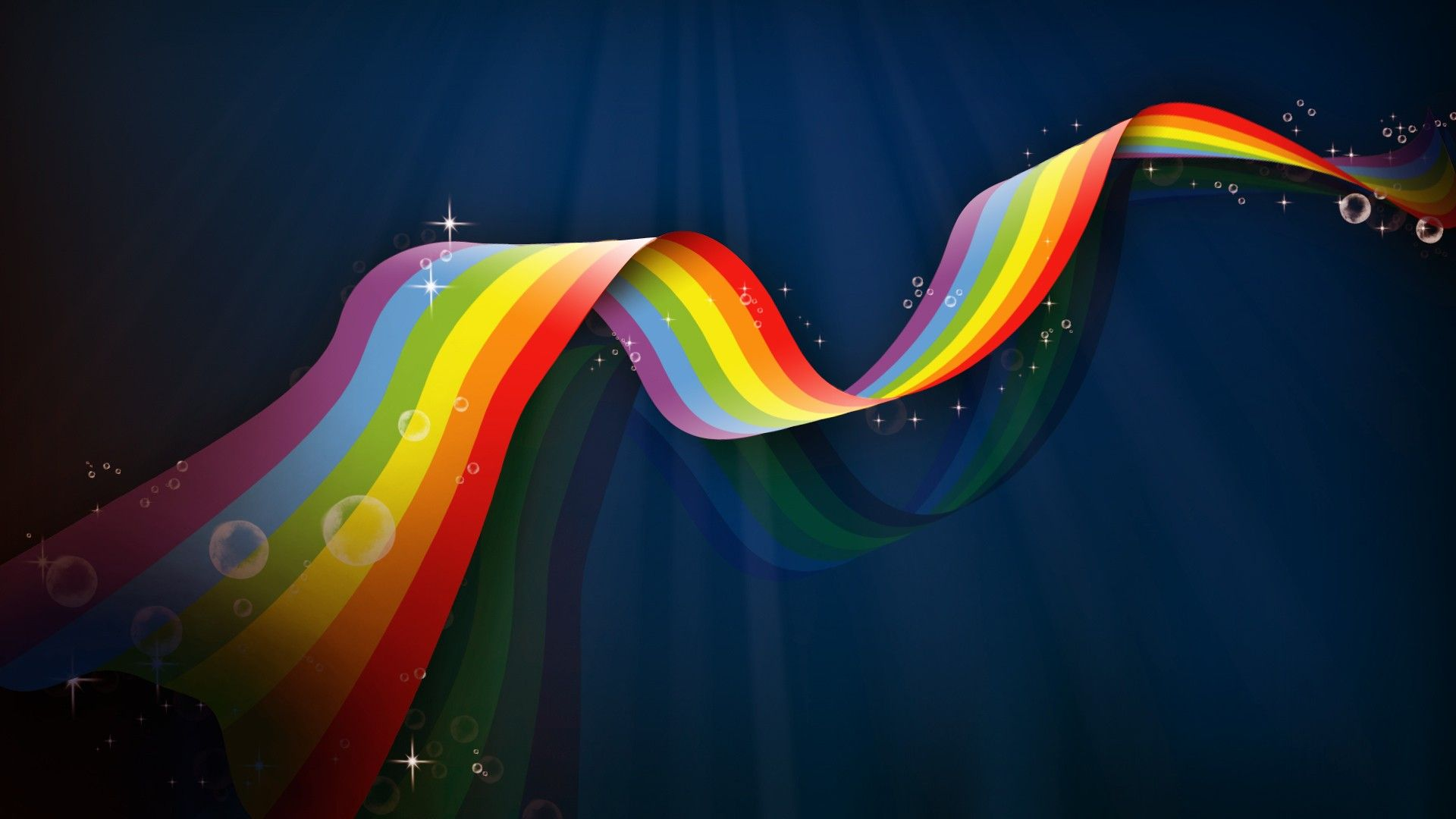Hd wallpaper rainbow - Find This Pin And More On Hd Wallpapers