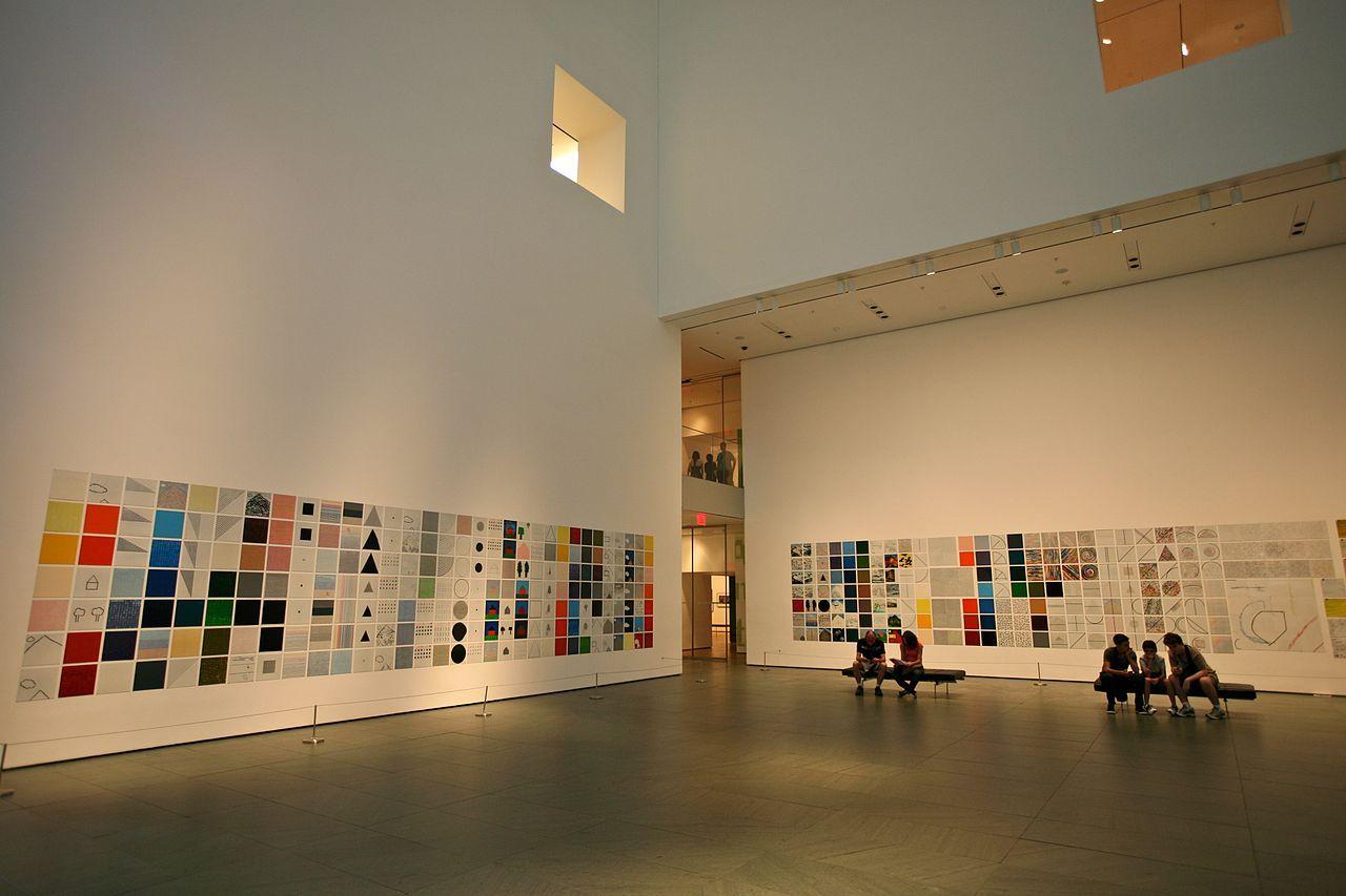 Museum Of Modern Art New York Inside