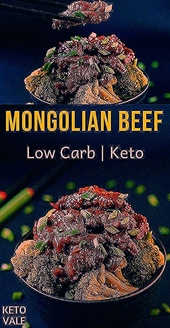 You must cook this Keto Mongolian Beef  Bcause its super Tasteful  Please click the pin to see  Keto Breakfast Keto Diet Meal Plan Keto Diet For Beginner Keto Recipes Eas...