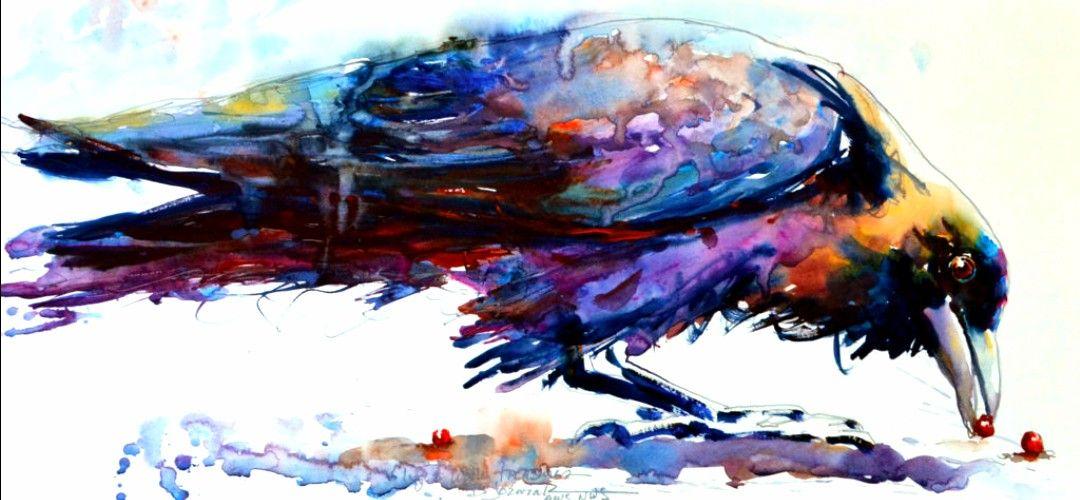 Pin By Sleepy Kitten On Art Watercolor Paint Loose Watercolor