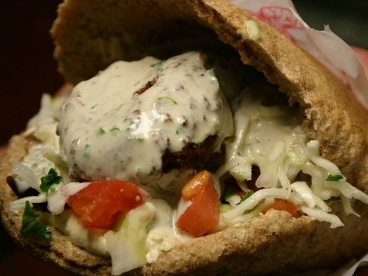 Mama S Kosher Vegetarian Restaurant Is Conveniently Located In The Heart Of Philadelphia Serving First Rate Falafel Fresh Pita Bread That Baked Daily