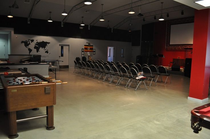 Large View Of Youth Room New Room Ideas Pinterest Youth Rooms Youth Ministry Room Youth Group Rooms
