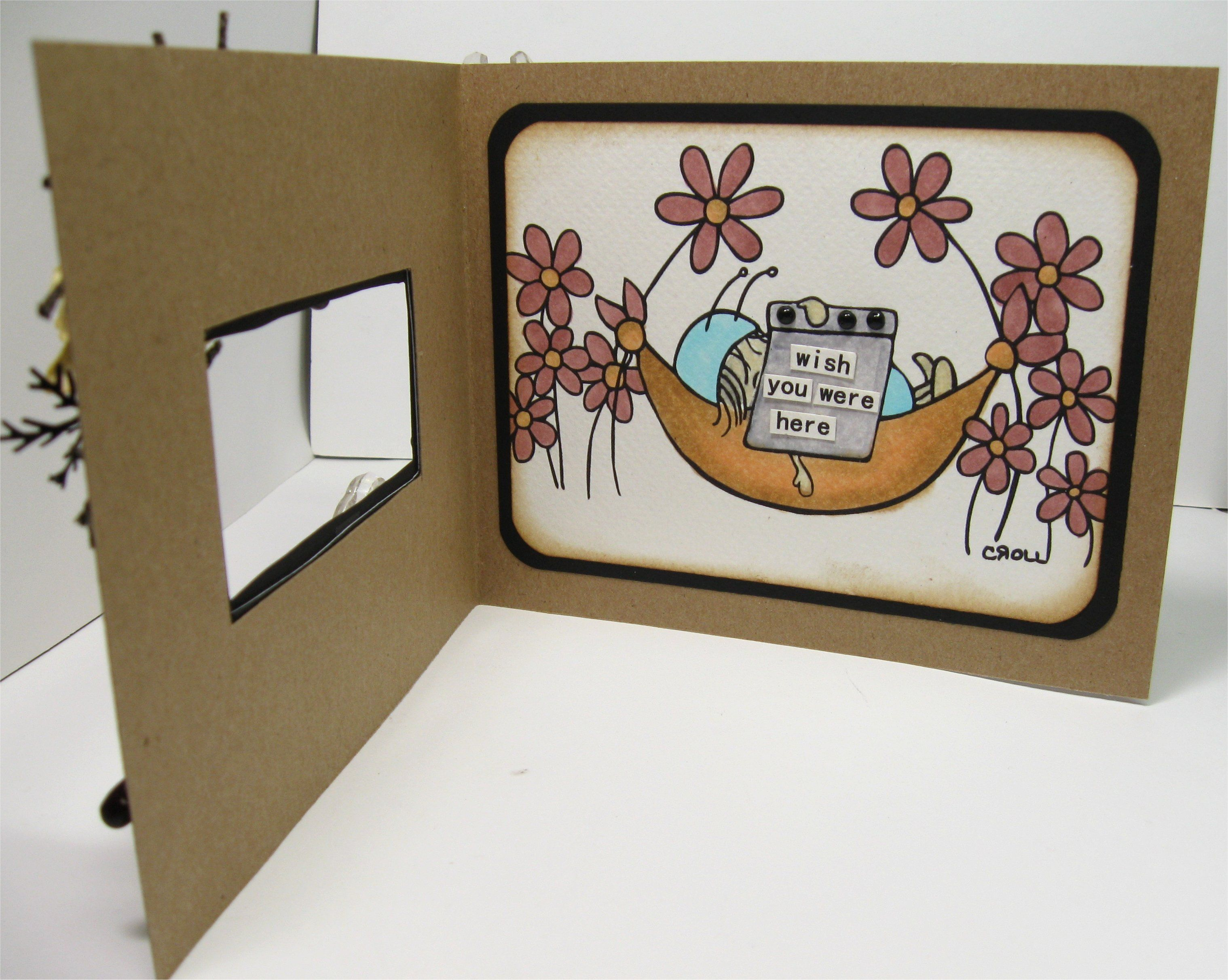 Handmade inside card using image from Tiddly Inks....http://tiddlyinks.com/