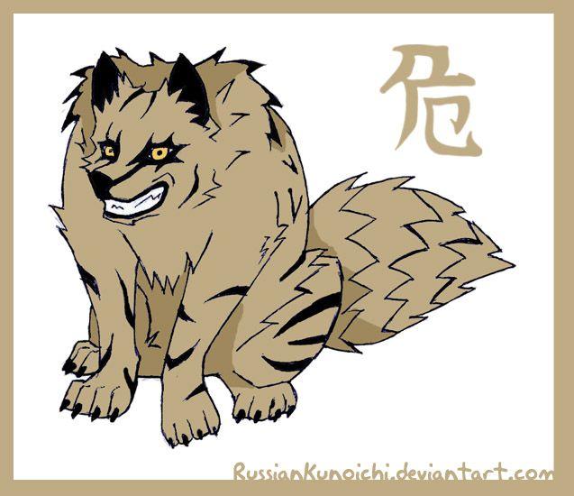 Shukaku by RussianKunoichi on DeviantArt   Bleach anime, Anime naruto, Anime