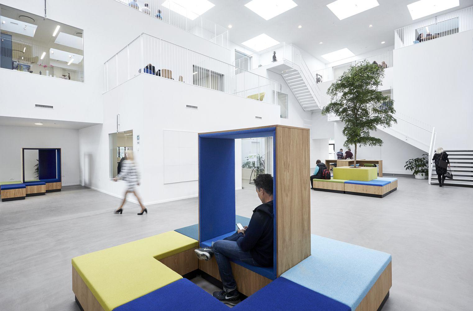 Gallery of University College North / ADEPT - 16