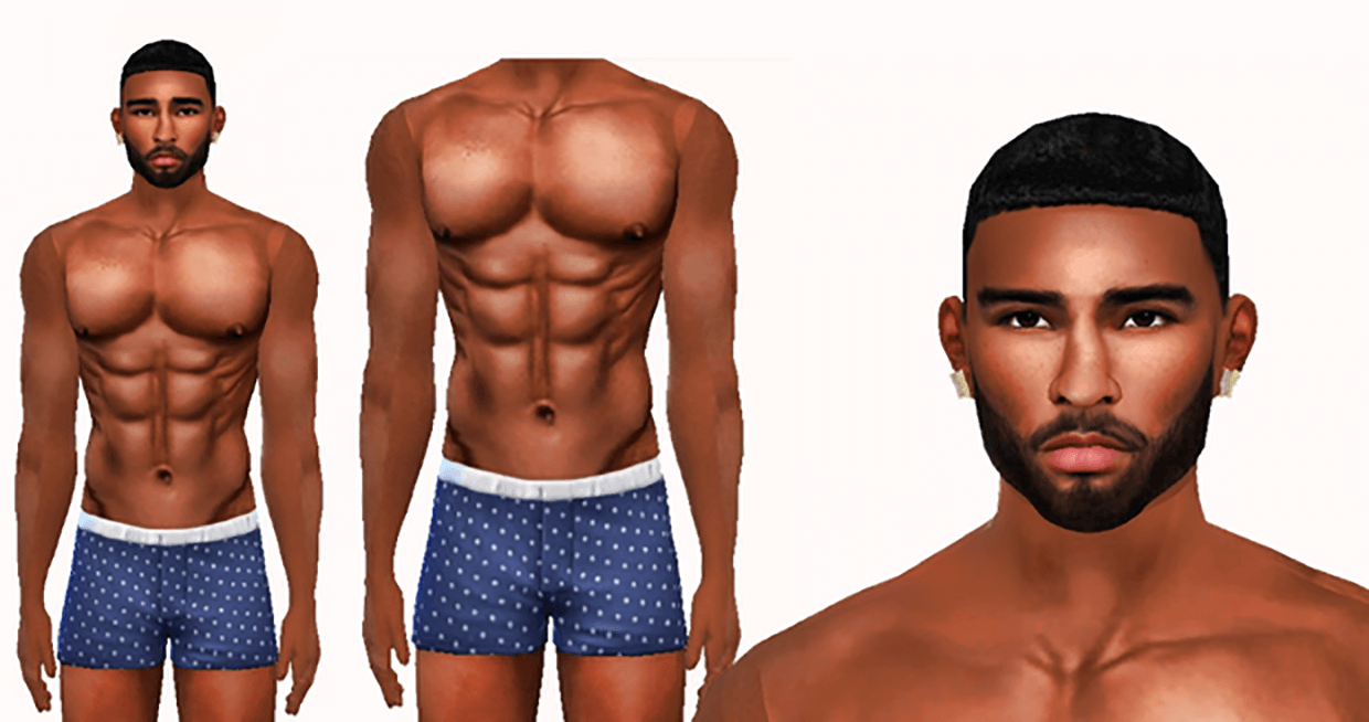 Male Skin Grab It Here Free Https Www Mediafire Com File Pu4227vsbyn7m6r Melissasims My Skin Middle Medi Sims 4 Hair Male The Sims 4 Skin Sims 4 Body Mods
