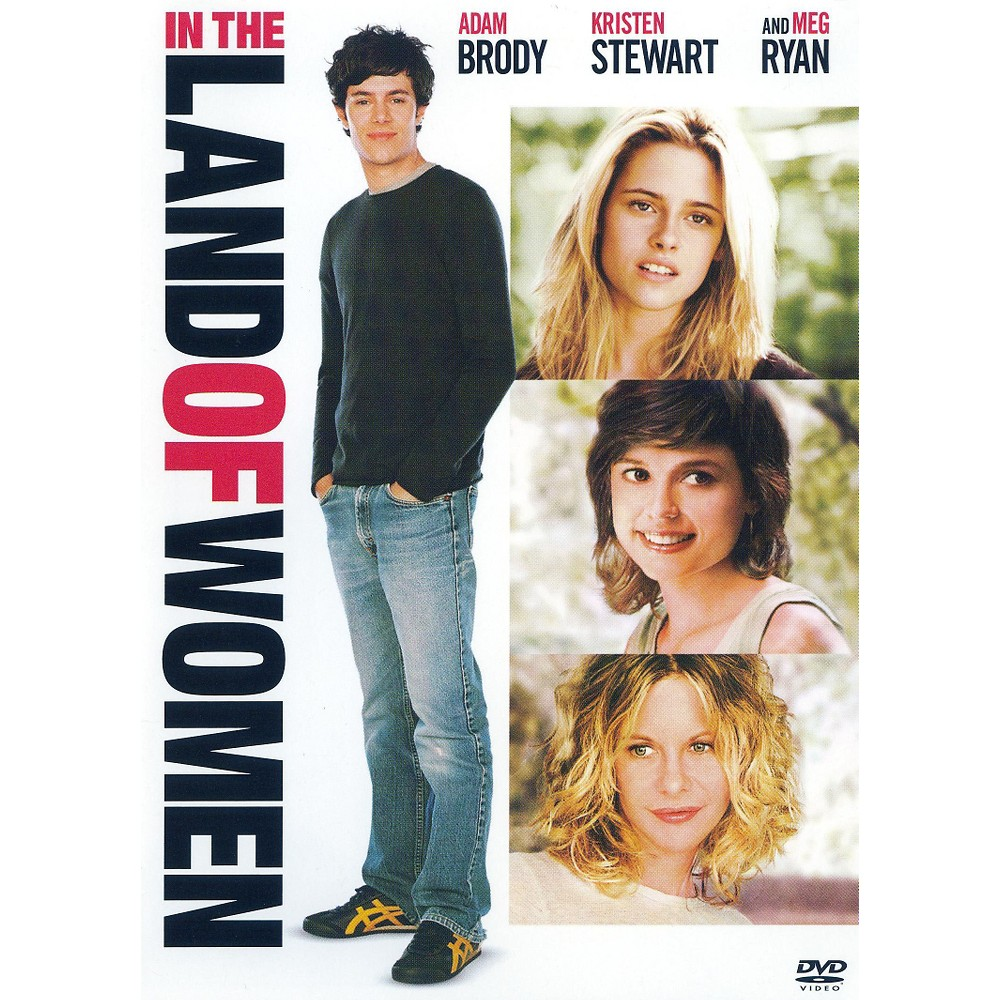 In the land of women dvd_video woman movie romance