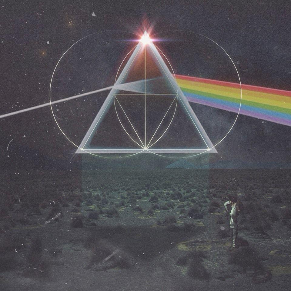 The Glitch Mob Drink The Sea X Pink Floyd Dark Side Of The Moon 960x960 Pink Floyd Dark Side Pink Floyd Art Pink Floyd