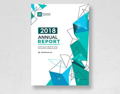 Pin by hasaka haziq on Free Template | Pinterest | Annual report ...