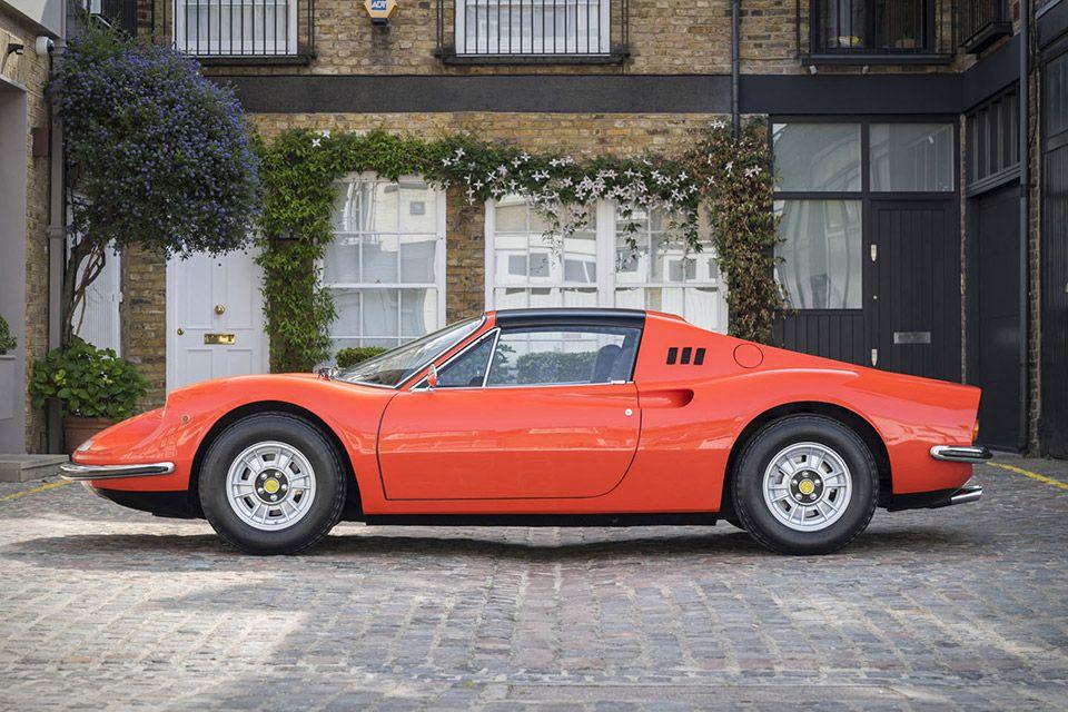 1973 Ferrari Dino 246 Gts Ferrari Classic Cars Cars