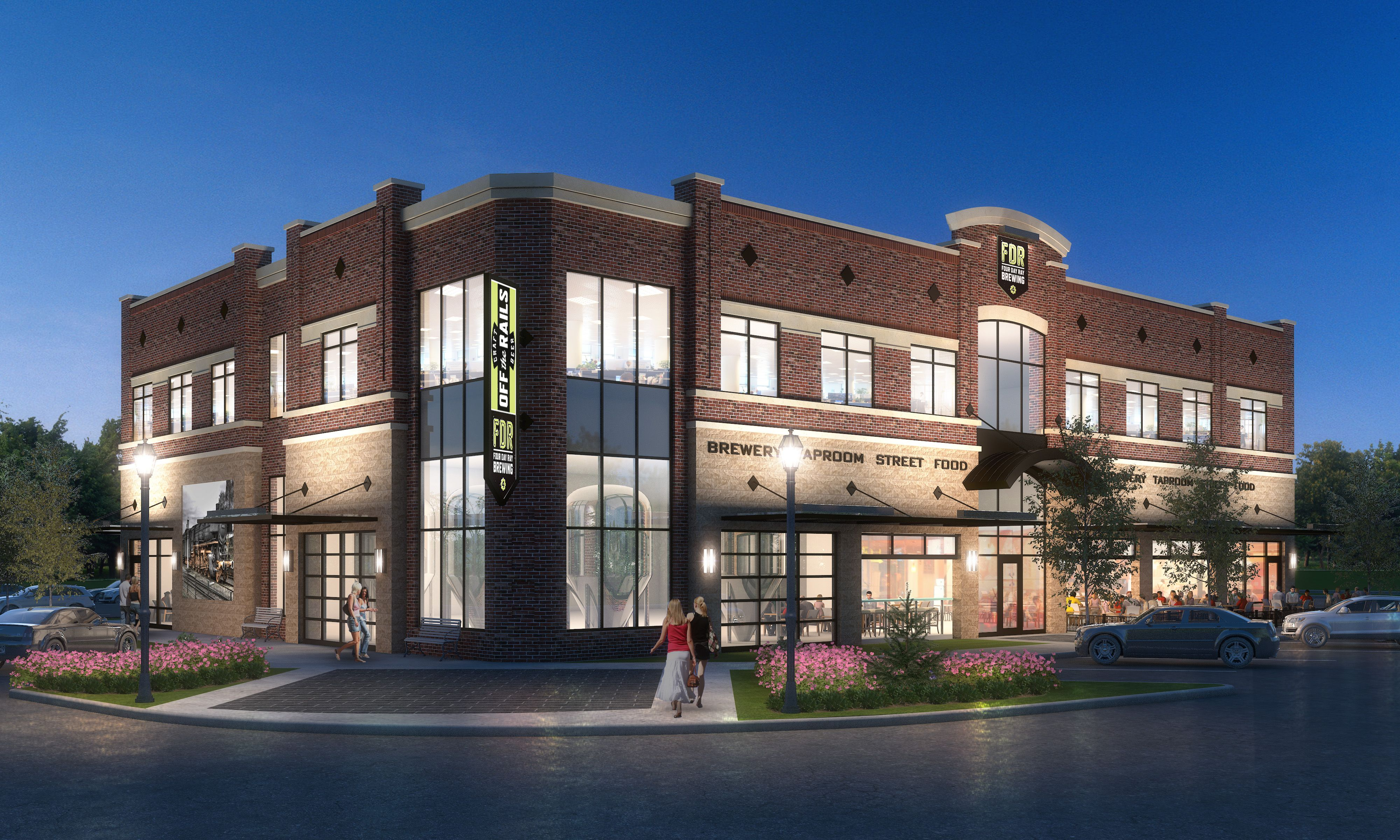 Mixed Use Project Up For Consideration At Lantern Road Mix Use Building Commercial Architecture Architect