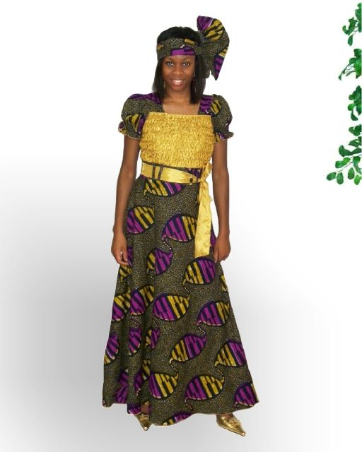 Nigerian Traditional Attire | Here are some traditional ...