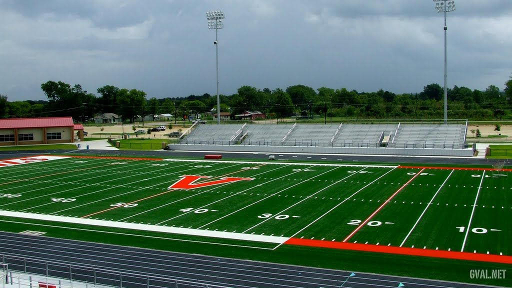 Photo Of Van High School Football Stadium Football Stadiums Hs Football High School Football