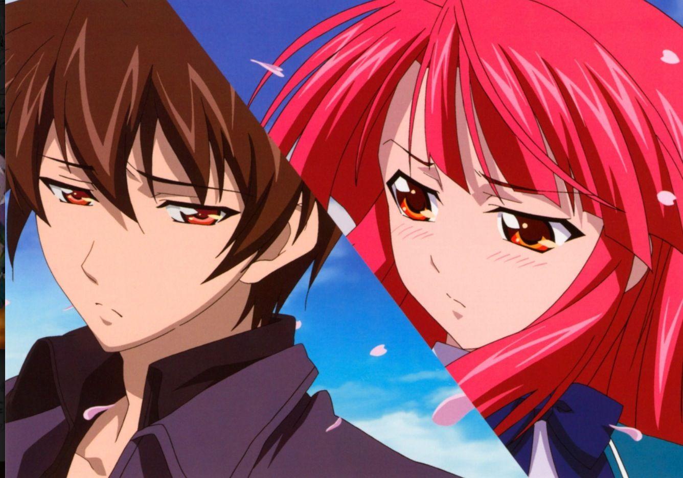 Kaze no stigma Ayano and Kazuma sad feelings - true nature