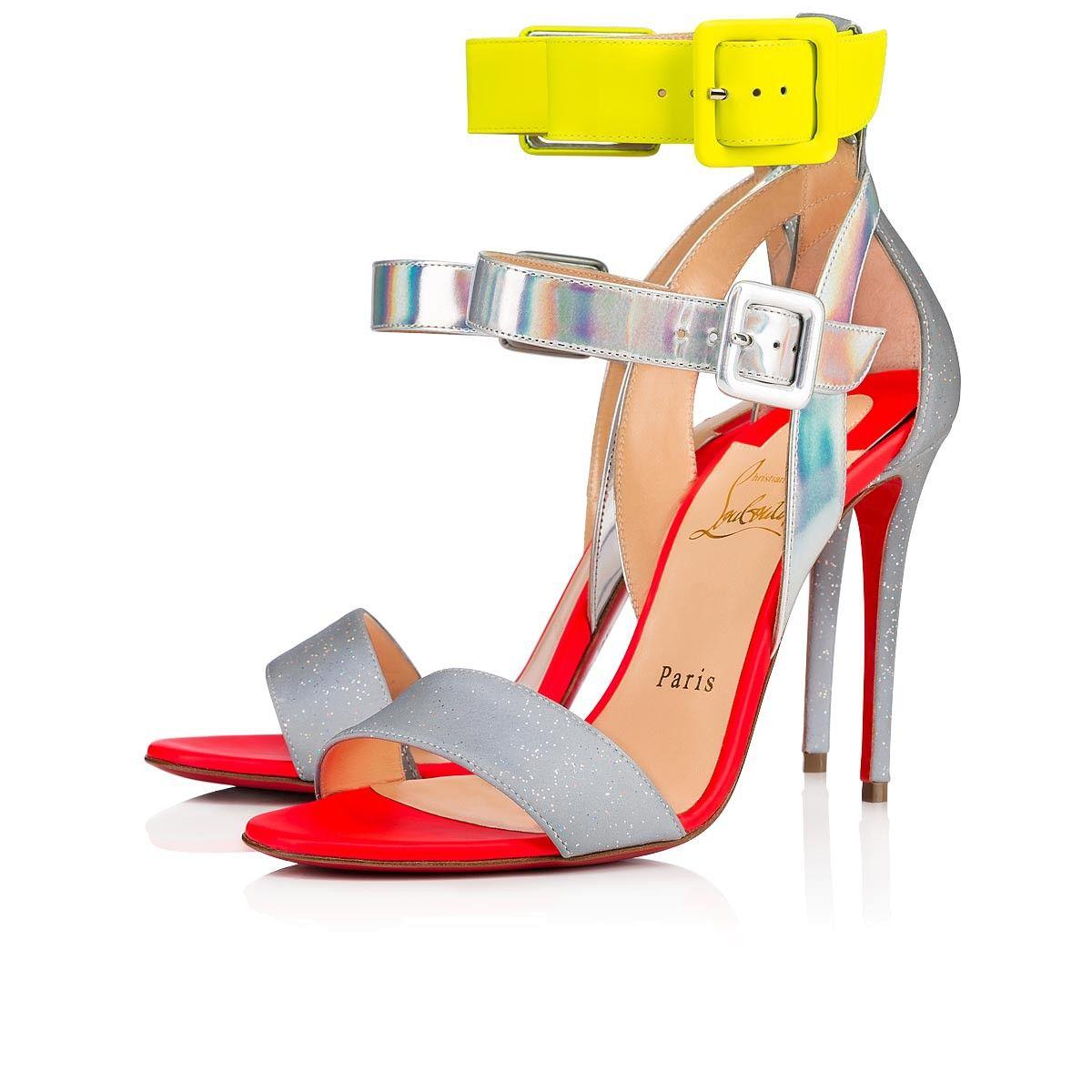 973ee62205f Multipot 100 Version Multi Fluo Matte - Women Shoes - Christian ...