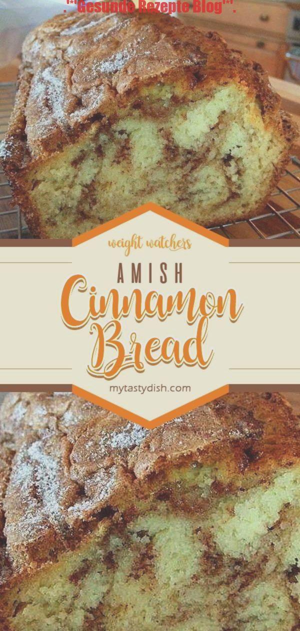 Amish Cinnamon Bread!