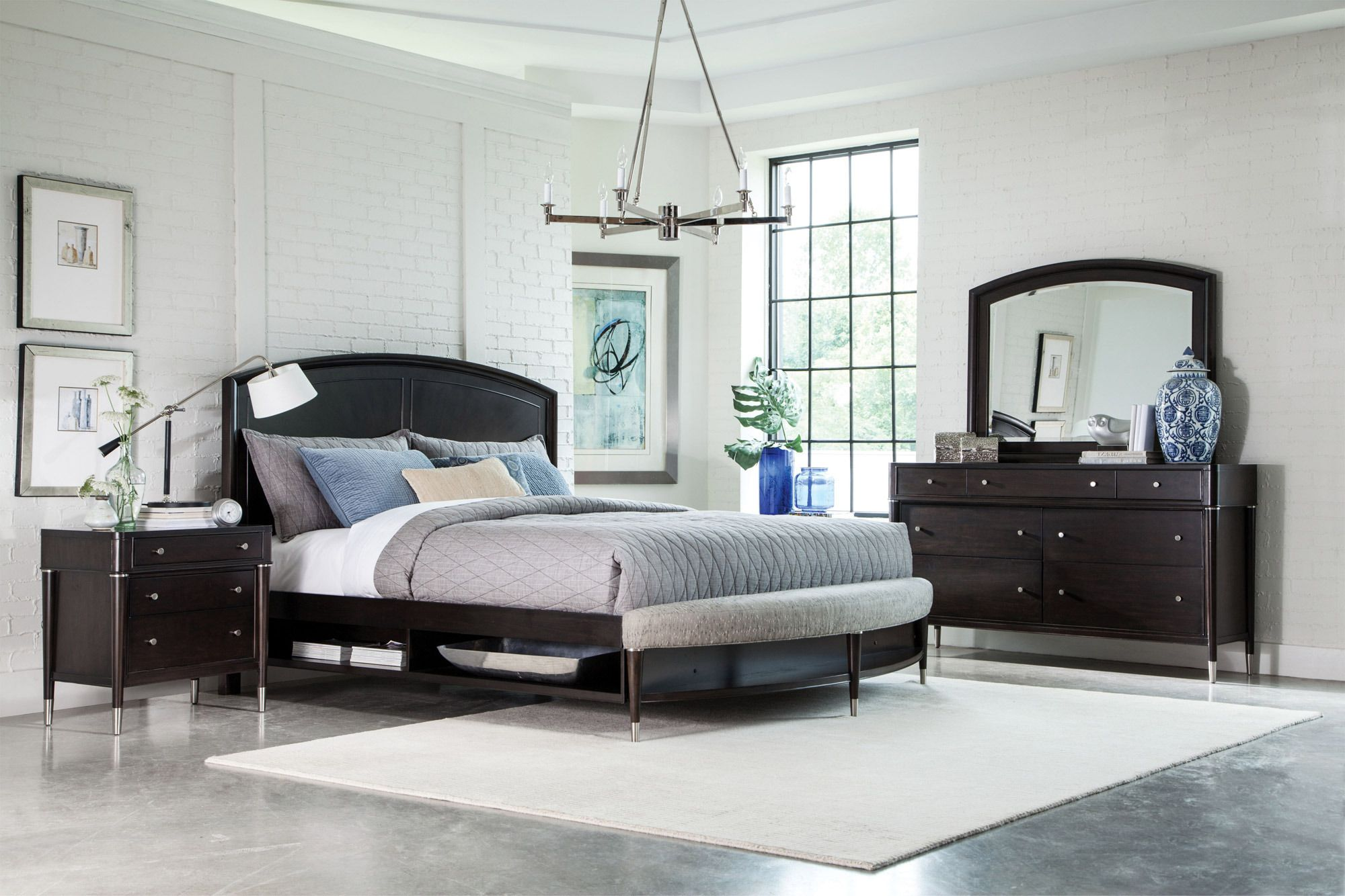 Vibe Storage Bedroom Set by Broyhill Home Gallery Stores