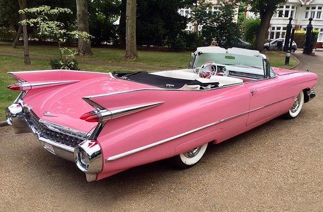 2020 Cadillac Eldorado Price And Release Date 1959 Pink Cadillac