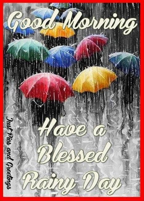 Best 25 good morning rainy day ideas on pinterest ccuart Gallery