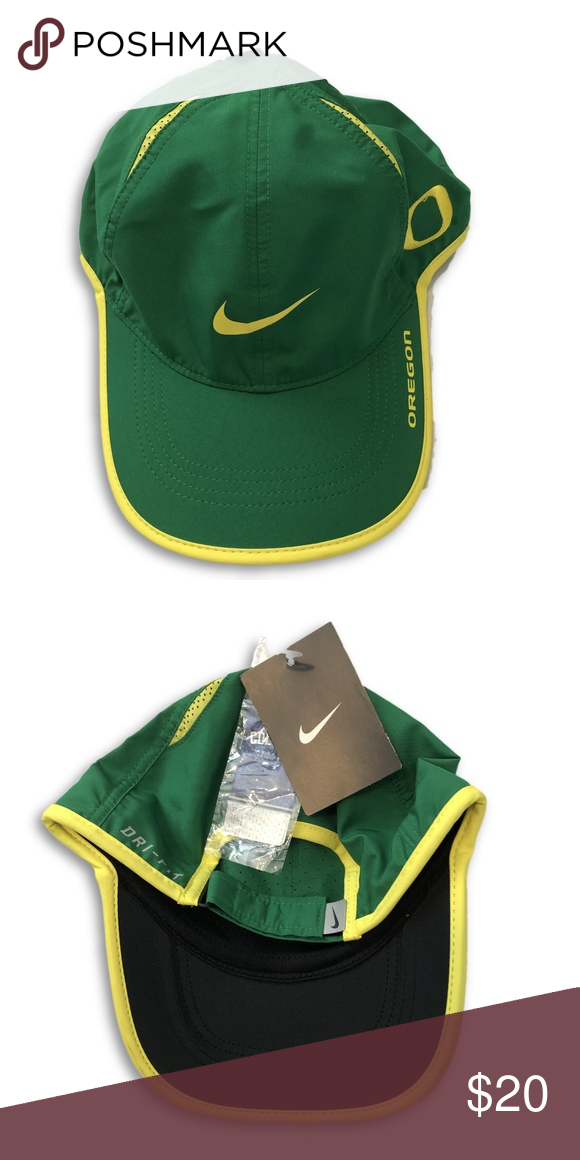 2384199d Oregon Ducks Nike Aeroknit Featherlight Hat Oregon Ducks Nike Dri ...