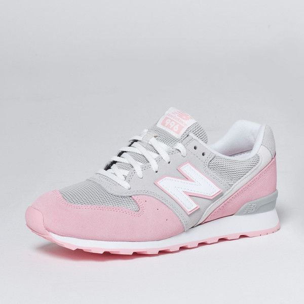 new balance 996 grey and pink