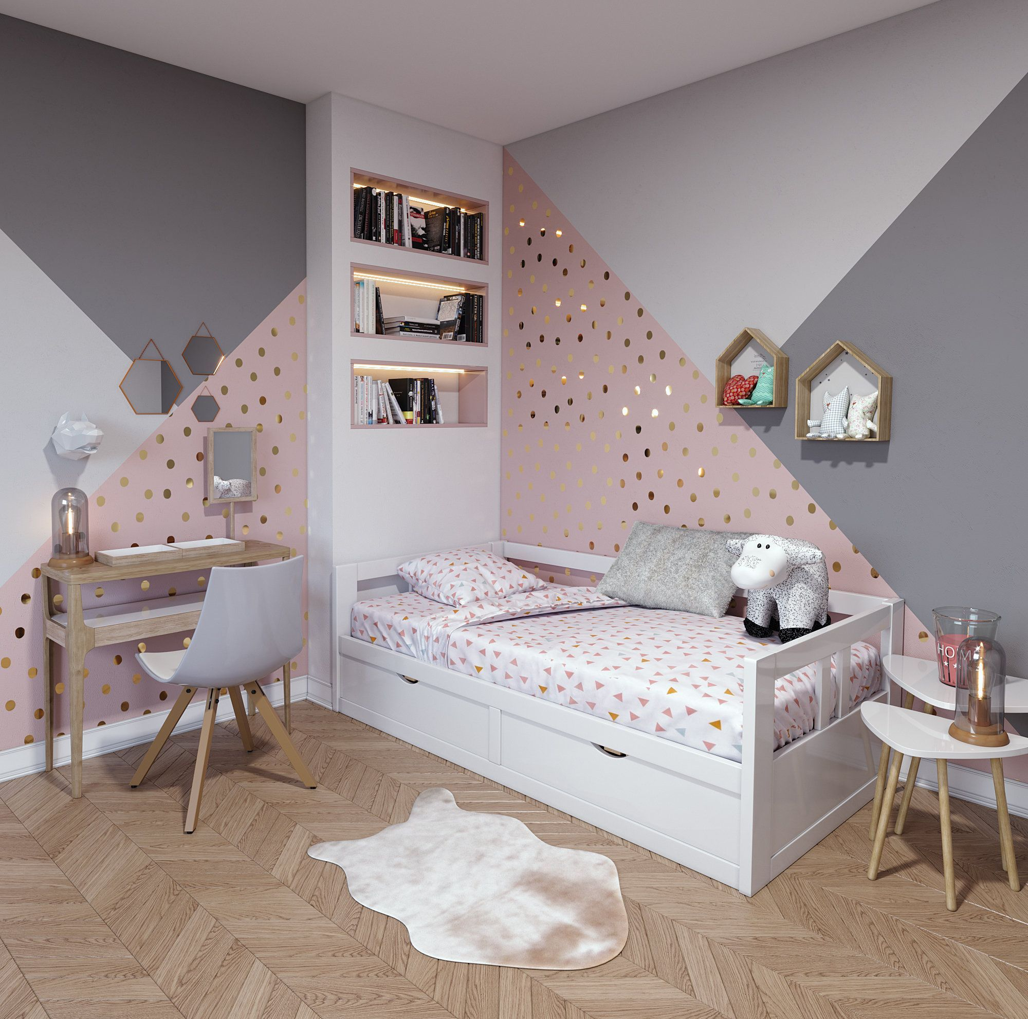 41 Best Kids Room Ideas Decoration And Creative Pandriva Bedroom Decorating Tips Childrens Bedrooms Girly Bedroom