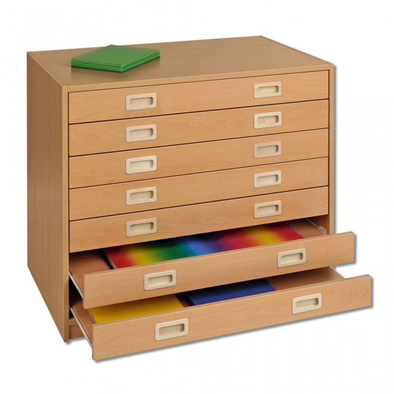 Modulus Papierschrank Mit Schubladen W 43901 Modulus Schubladen Schrank Schranksystem