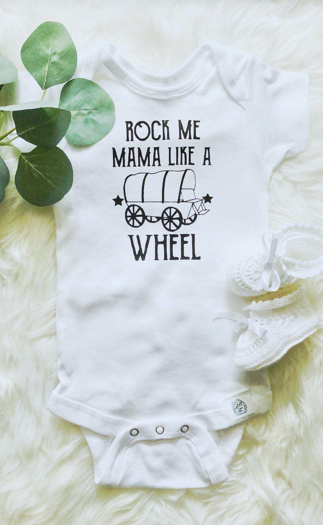 Rock Me Mama Onesie - Newborn