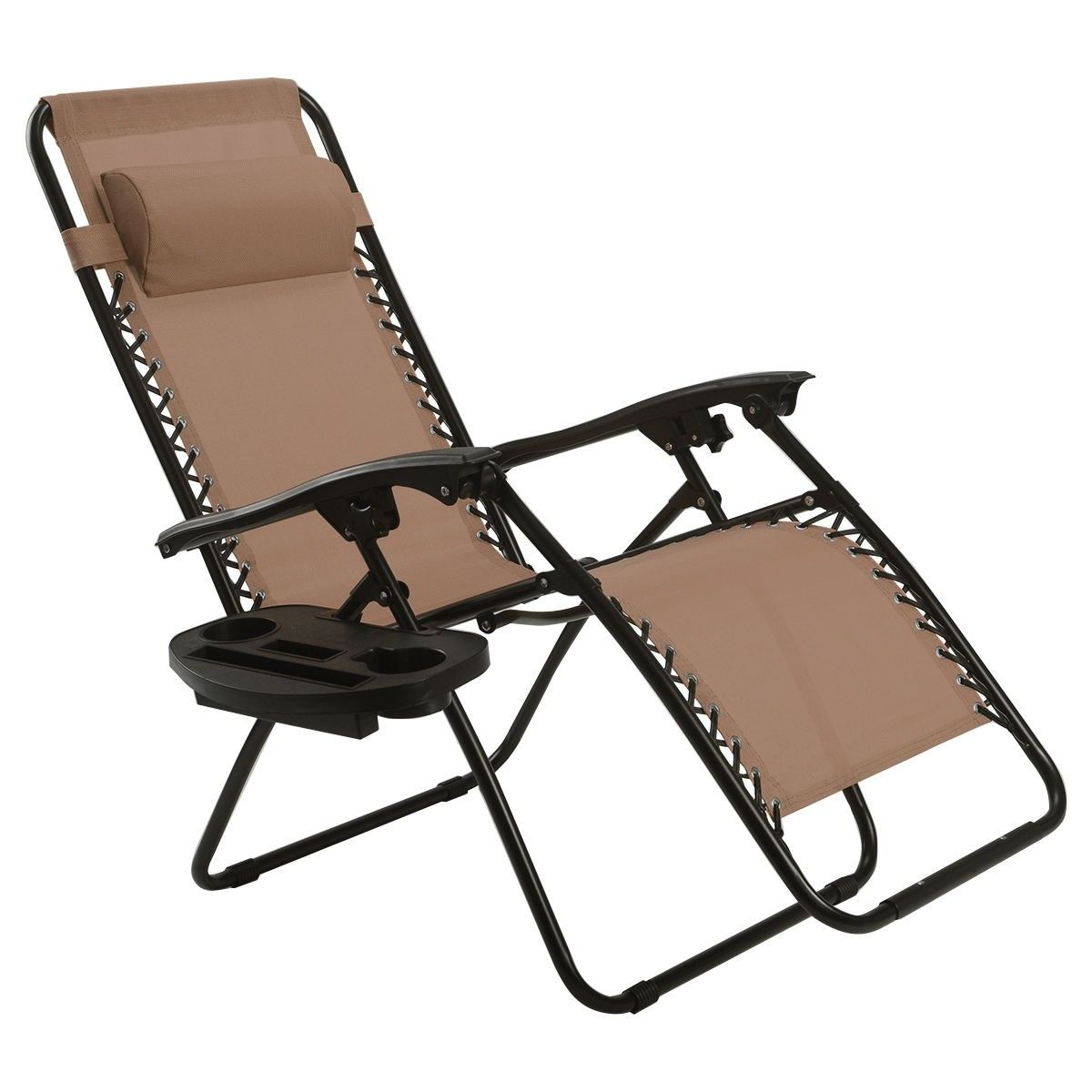 Outdoor Folding Zero Gravity Reclining Lounge Chair Zero Gravity Chair Outdoor Lounge Chair Outdoor Gravity Chair