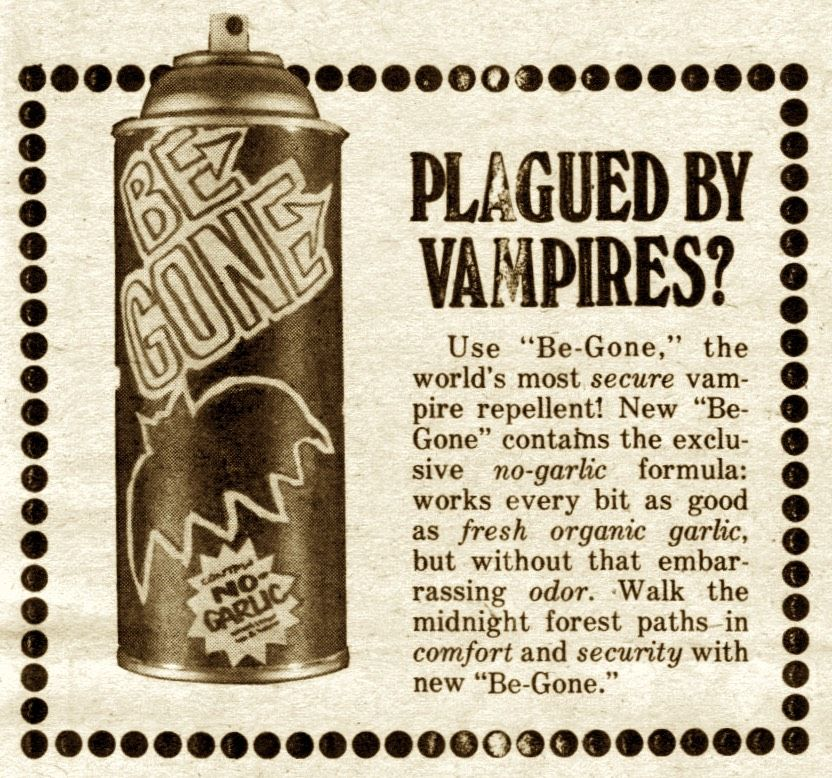 Vampire be gone ban it yourself exorcism products the monster ban it yourself exorcism products the monster solutioingenieria Images