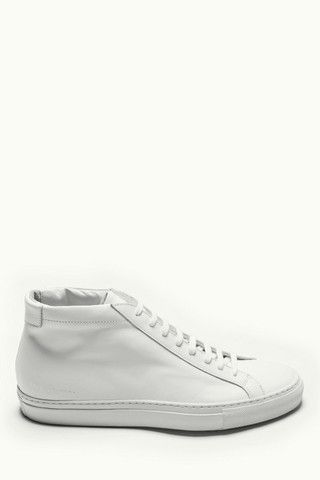 achilles mid white  footwear casual shoes winter shoes