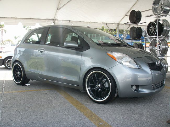 Toyota Yaris With Rims Find The Classic Rims Of Your Dreams Www
