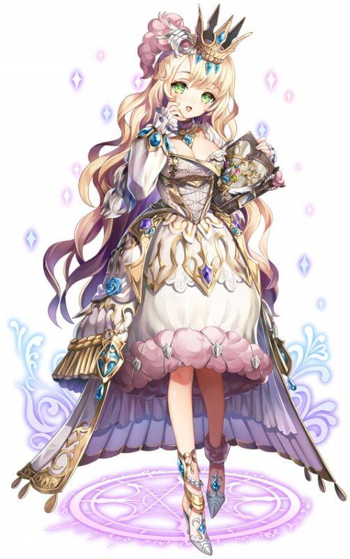 グリムノーツ」,新たに「鏡の国のアリス」の想区とキャラクターが登場 ...