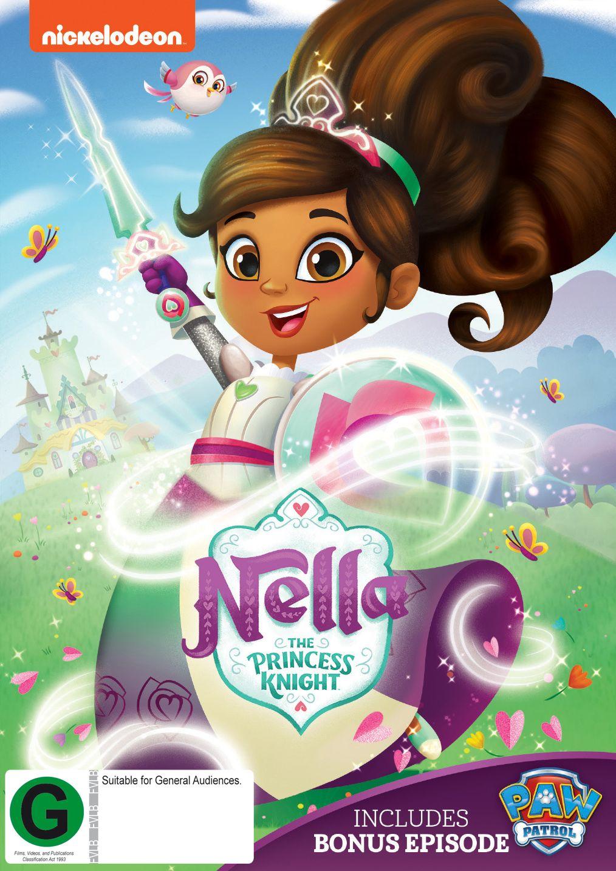 Nella The Princess Knight DVD in 2020 Princess