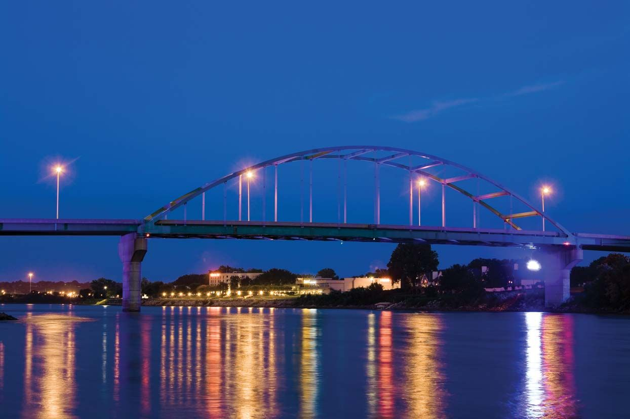 Bridge Between South Sioux City Ne To Sioux City Ia Marina Inn South Sioux City Ne South Sioux City Sioux City Sioux City Iowa