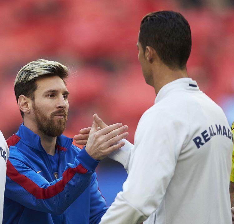 Lionel Messi And Cristiano Ronaldo Messi Y Antonella Cristiano Ronaldo Lionel Messi