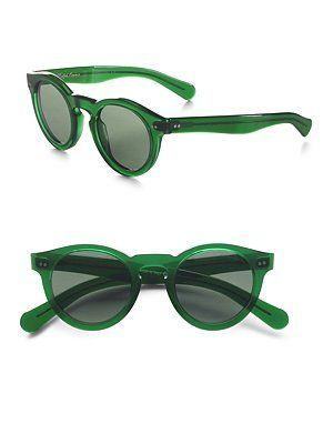 c5fb456c4a6d Ralph Lauren - Round Sunglasses - Saks.com