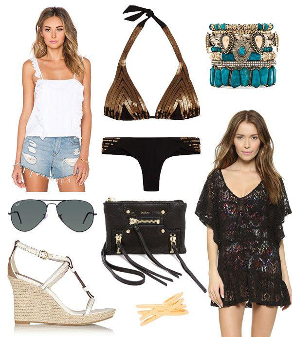 2731d0e43f09e Vegas Pool Party What to Wear | Style // Fashion | Pool party ...