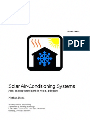 Solar Air Conditioning Systems Lettering, Read online