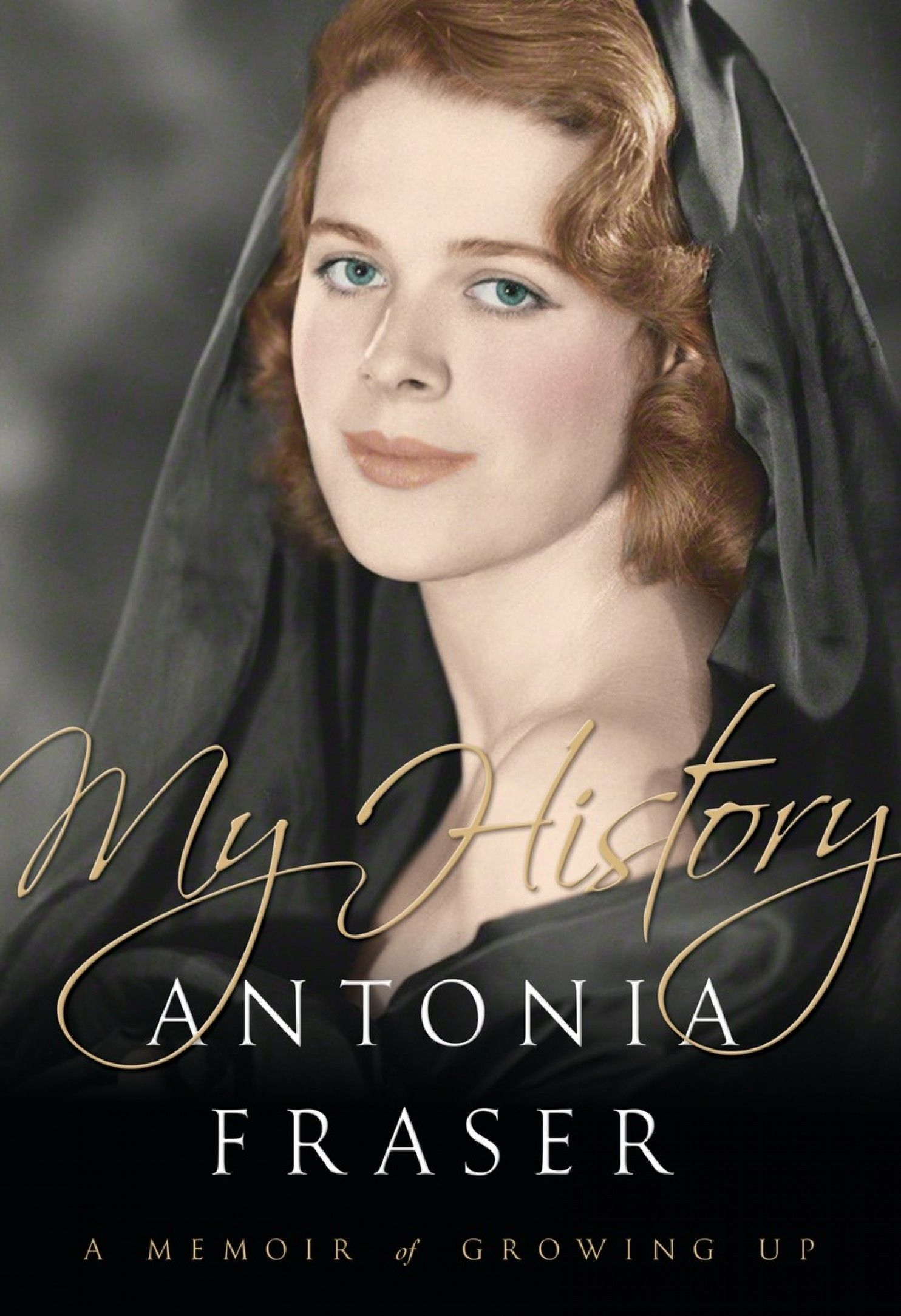 Antonia Fraser's 'my History': The Biographer And Mom Of