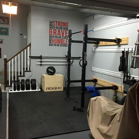 inspirational garage gyms  ideas gallery pg 10  home gym