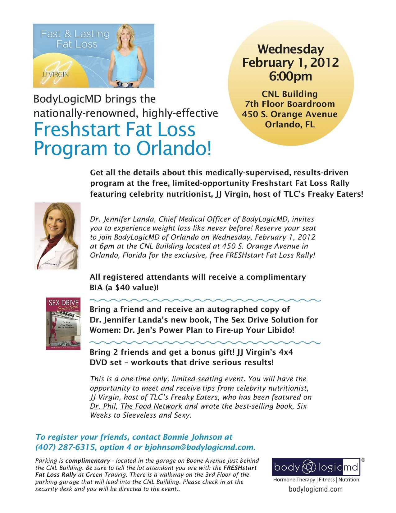 3 weeks lose fat