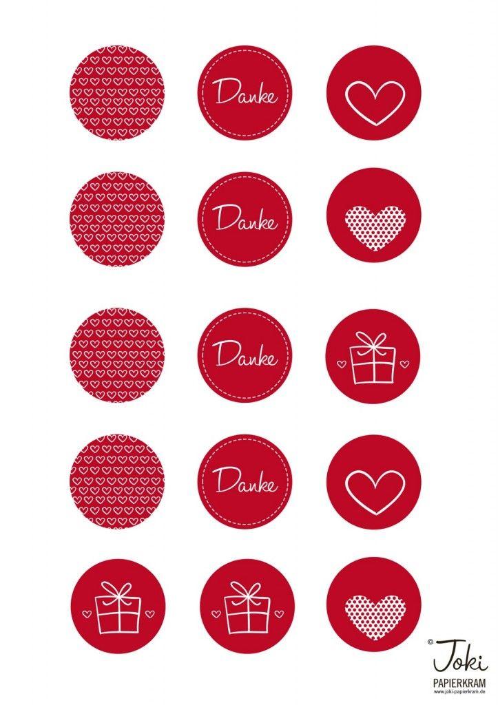 Geschenkanhänger | Printables | Pinterest | Geschenkanhänger ...