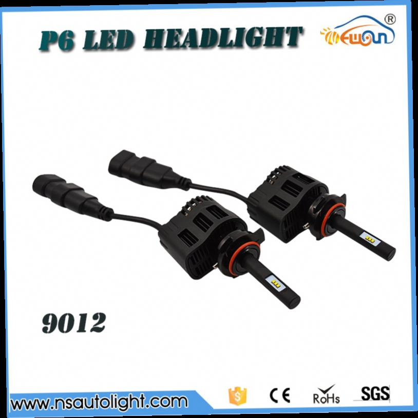 43.20$  Watch now - http://ali0p5.worldwells.pw/go.php?t=32772795430 -  9012 Led Headlight Conversion Kit 25W 3200Lm Headlamp  12V 24V Bulbs Lamp play and plug 3000k 4000k 5000k 6000k